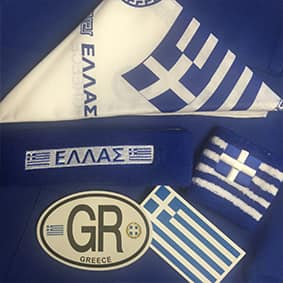 Hellinis Imports Co. Greek branded items