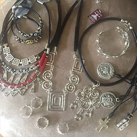 Hellinis Imports Co. Greek Folk Jewelry